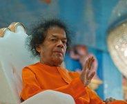 Последнее видео с Бхагаваном Шри Сатья Саи Бабой