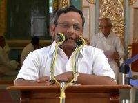 Выступление Т. Равикумара 19 октября 2015