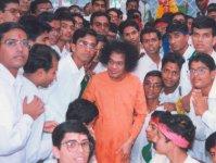 Божественная Беседа Бхагавана Шри Сатья Саи Бабы